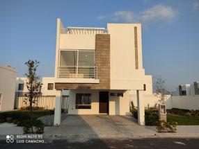 casa modelo Verona, Brianzzas Residencial, Escobedo.