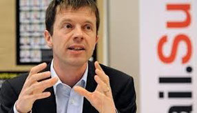 Martin Flügel, Travail Suisse.