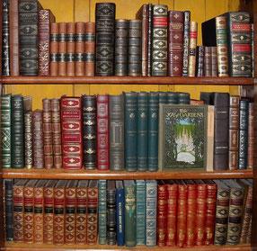 Bild: Bücher, Lesen, Bildung