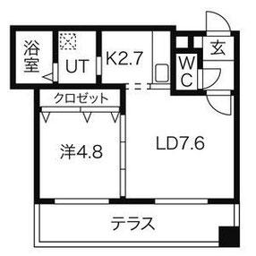 ≫札幌市北区北21条西2-1-32(GLASS N21