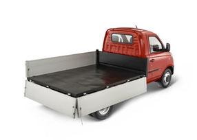Piaggio Porter NP6 Pick-up grosse Ladefläche  Garage Stocker Muttenz