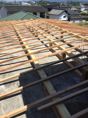 葺き替え工事 雨漏り工事