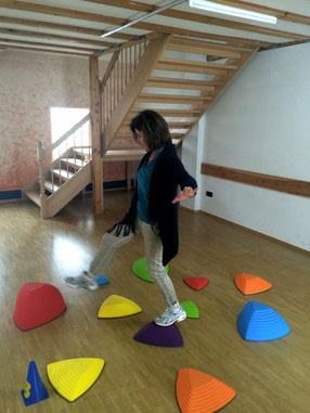 Life Kinetik - Gehirntraining - für Erwachsene mit Begle Balance