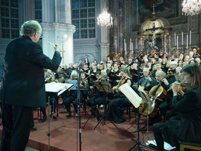 Celebrating the Divine in Vienna (DVD) - Ein Friedenskonzert mit Bach