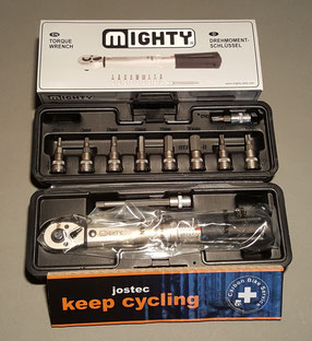 torque wrench carbon bike