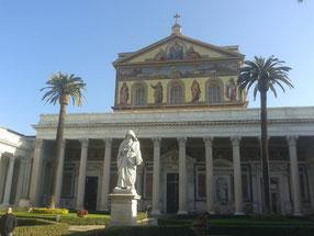quadriportico basilica s.paolo