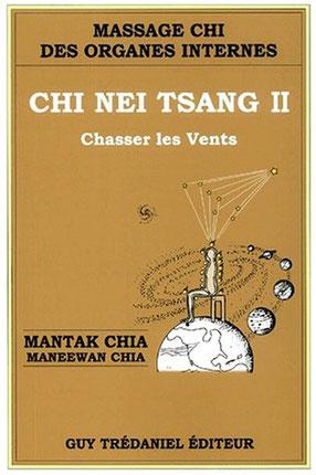 Couverture du livre Chi Nei Tsang II, de Mantak Chia.