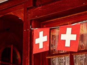 das Schweizer Kreuz