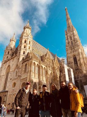 1-tägiger Stadtausflug in Wien