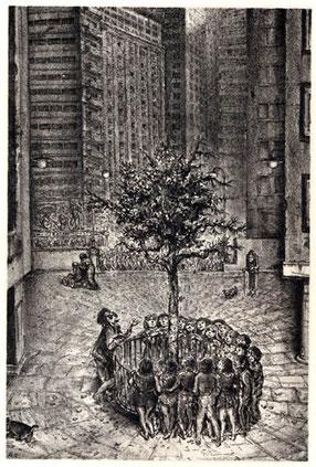 """Botanik 2000"", A.Paul Weber 1974"