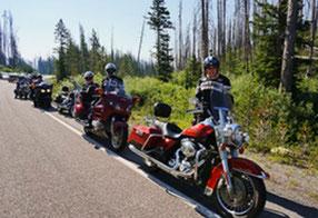 Eaglerider Deutschland, Motorradreisen Kanada