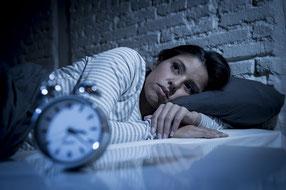 Akupunktur Schlafstörung