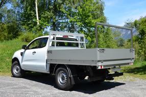 ALUMINIUMPRITSCHE VON STAKRAFT - Für Pickup Trucks