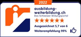 Teilnehmerfeedback auf ausbildung-weiterbildung.ch