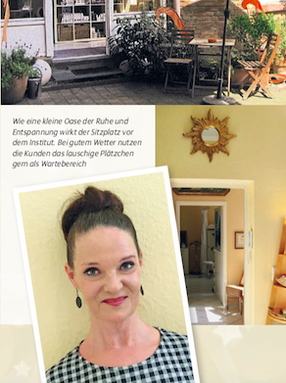 20 Jahre Kosmetik Hautnah Pickardt in der KOSMETIK international