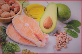 Los beneficios de las grasas saludables