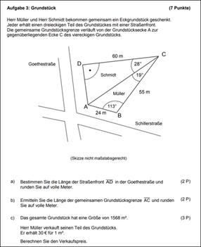Teilaufgabe 3 aus der Matheprüfung 2012 Berlin-Brandenburg