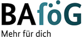 Logo auf der BAföG-Website