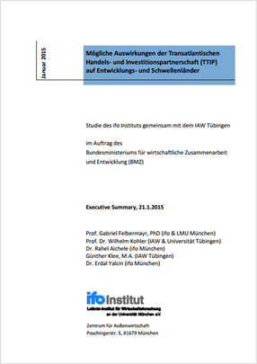 PDF-Download - Ifo-Studie - Januar 2015