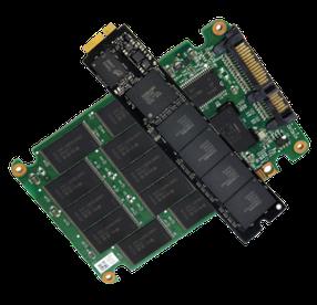 Récupération de disque SSD