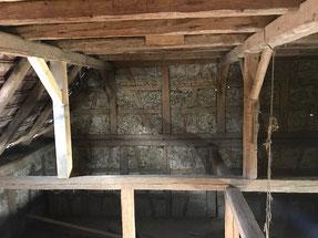 Instandhaltungsarbeiten der Holzkonstruktion im Fachwerkbau in Balingen Stockenhausen