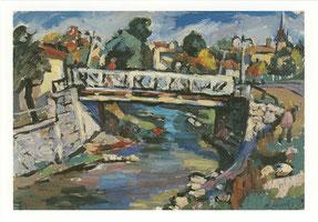 Rafael Chwoles. Mano upė / My river.