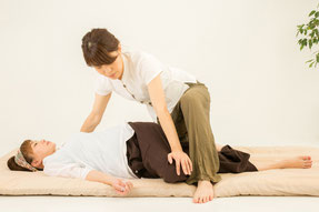 タイ古式マッサージ タイマッサージ Thai Massage タイ式