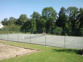 Baulne en brie terrain de tennis accès gratuit