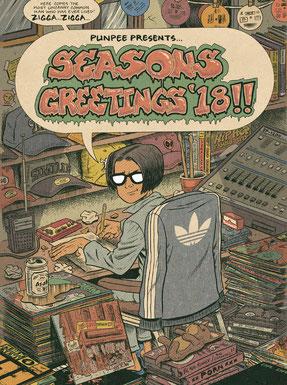 PUNPEE PresentsSeasons Greetings'18