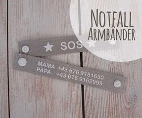 Notfallarmband Notfall Kinder reisen unterwegs telefonnummer armband notfallarmband mama papa sos emergency allergie