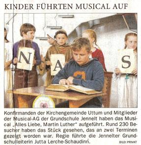 Ostfriesenzeitung 14.6.2017