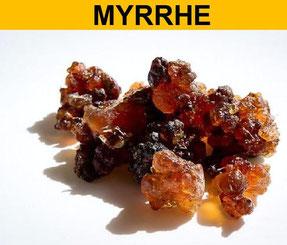 Myrrhe - Encens naturel - Boutique encens naturel - Casa bien-être -