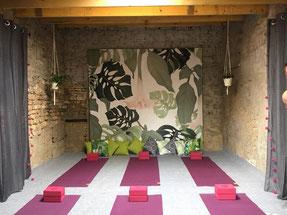 yoga ile d'oleron studio yoga les jardins de la boirie