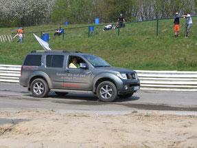 Streckensicherung - Estering Buxtehude 2008