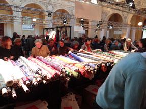 Marché des soies 20/11/2014