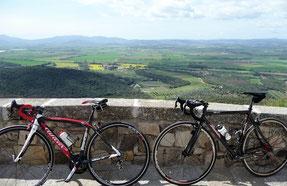 Die schönsten Straßen der Toskana, Etappen für Rennrad-Genießer!