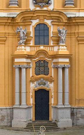 Stiftskirche, Portal
