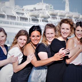 vrouwen ss Rotterdam
