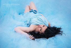 newborn van dichtbij