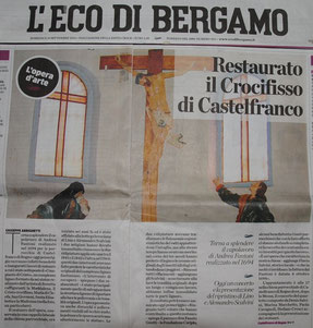 Eco di Bergamo, Giuseppe Arrighetti