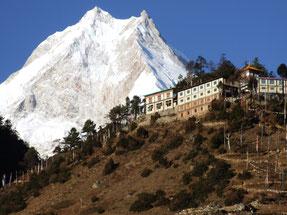 Tour du Manaslu Népal