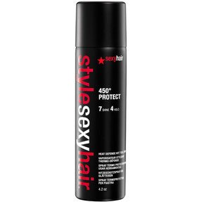 Style Sexy Hair 450° Protect Heat Defense Hot Tool