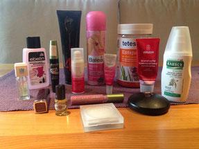 INCI, konventionelle Kosmetika, Berg Baum Blume