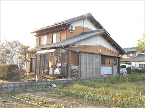 岐阜県大垣市 激安外壁塗装工事