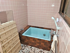 イクメンリフォームによる、愛知県一宮市のお風呂・システムバスの激安リフォーム