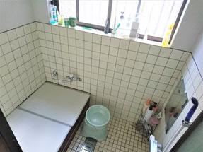 岐阜県山県市 激安お風呂のリフォーム
