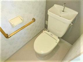 トイレのリフォ-ム