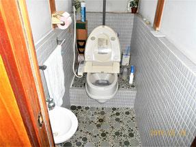 和式トイレを洋式トイレにリフォ-ム岐阜