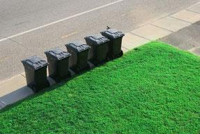 Müll-/ Wertstofftonnenservice