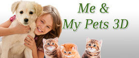 Game Banner Me & My Pets 3D